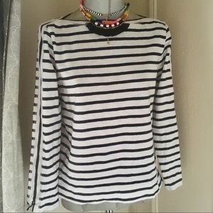 J Crew cotton top Sz S